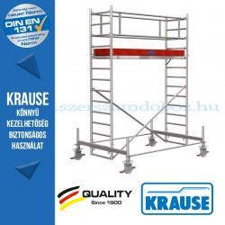 Krause Stabilo Professional gurulóállvány, 100-as sorozat - egyszintes - mezőhossz 2,50 m