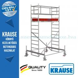 Krause Stabilo Professional gurulóállvány, 100-as sorozat - egyszintes - mezőhossz 2,00 m