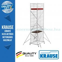 Krause Stabilo Professional gurulóállvány, 50-es sorozat - kétszintes - mezőhossz 2,50 m