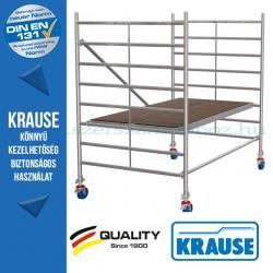 Krause Stabilo Professional gurulóállvány, 50-es sorozat - egyszintes - mezőhossz 2,50  m