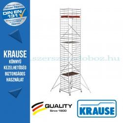 Krause Stabilo Professional gurulóállvány, 50-es sorozat - háromszintes - mezőhossz 2,00 m