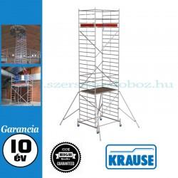 Krause Stabilo Professional gurulóállvány, 50-es sorozat - kétszintes - mezőhossz 2,00 m