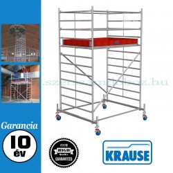 Krause Stabilo Professional gurulóállvány, 50-es sorozat - egyszintes - mezőhossz 2,00 m