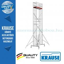 Krause Stabilo Professional gurulóállvány, 10-es sorozat - kétszintes - mezőhossz 2,50 m