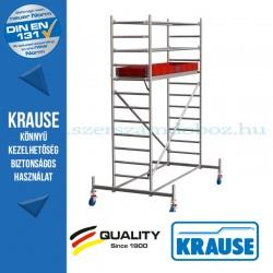 Krause Stabilo Professional gurulóállvány, 10-es sorozat - egyszintes - mezőhossz 2,50 m