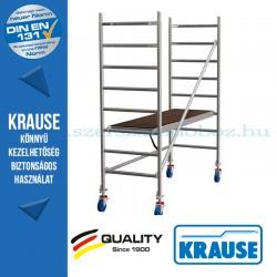 Krause Stabilo Professional gurulóállvány, 10-es sorozat - egyszintes - mezőhossz 2,00 m