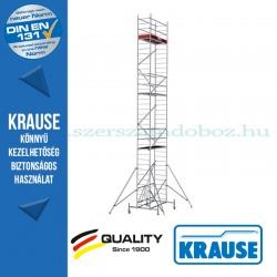Krause Monto ProTec XS összecsukható alumínium állvány - háromszintes