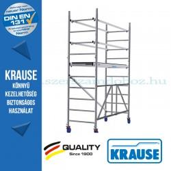 Krause Monto ProTec XS öccsecsukható alumínium állvány - egyszintes