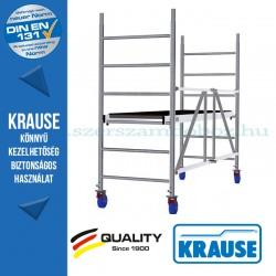 Krause Monto ProTec XS összecsukható alumínium állvány - egyszintes