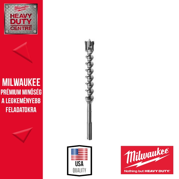Milwaukee SDS-Max fúró 22x520mm