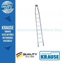 Krause ablaktisztító létra külön felső rész 8 fokos