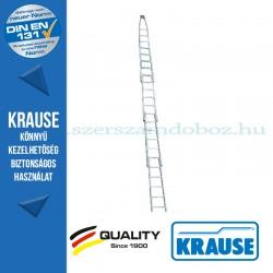 Krause ablaktisztító létra 23 fokos 4 részes készlet