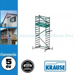 Krause Monto ClimTec alumínium munkaállvány - kétszintes
