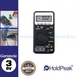 HOLDPEAK 2230A Digitális zseb multiméter