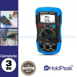 HOLDPEAK 36K digitális multiméter