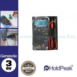 HOLDPEAK 4201 digitális zseb multiméter