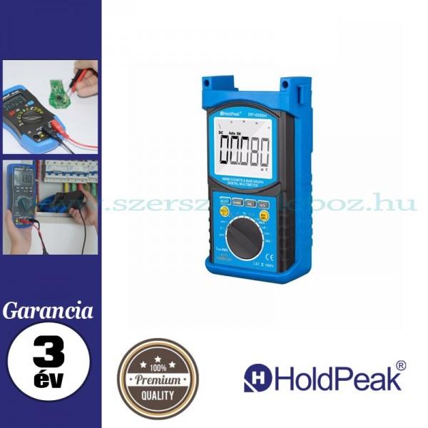 HOLDPEAK 6688H precíziós multiméter
