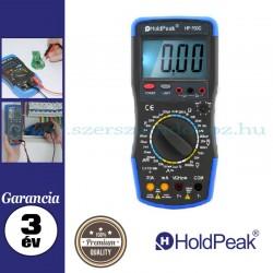 HOLDPEAK 760C digitális multiméter
