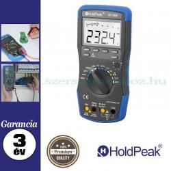 HOLDPEAK 760E digitális multiméter