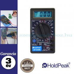 HOLDPEAK 830B digitális multiméter