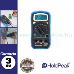 HOLDPEAK 830Z digitális multiméter