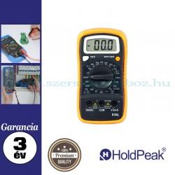 HOLDPEAK 838L digitális multiméter