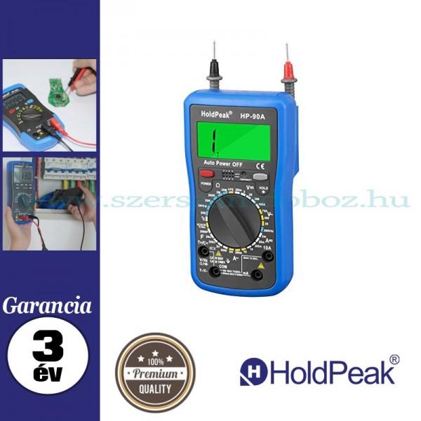 HOLDPEAK 90A digitális multiméter