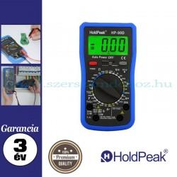 HOLDPEAK 90D digitális multiméter