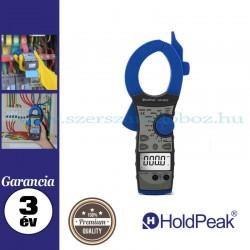 HOLDPEAK 850C digitális lakatfogó, multiméter