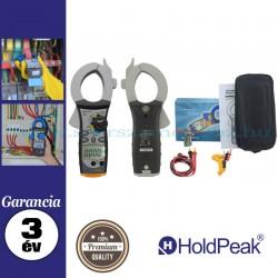 HOLDPEAK 850D nagyáramú (200/2000A) lakatfogó