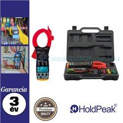 HOLDPEAK 850F digitális lakatfogó multiméter