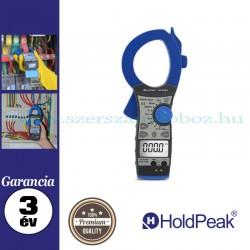 HOLDPEAK 860A digitális lakatfogó multiméter