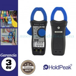 HOLDPEAK 870A digitális lakatfogó multiméter,