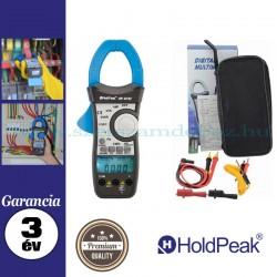 HOLDPEAK 870F digitális lakatfogó, multiméter