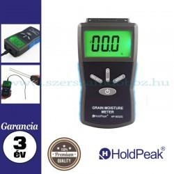 HOLDPEAK 8032G multifunkciós, gabona nedvesség és hőmérsékletmérő