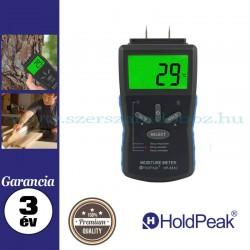 HOLDPEAK 883C univerzális, digitális nedvességmérő