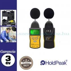 HOLDPEAK 882A digitális zajszintmérő