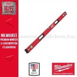 Milwaukee Redstick Backbone Mágneses vízmérték 120 cm