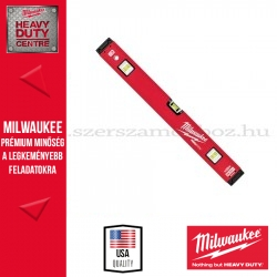 Milwaukee Redstick Backbone Mágneses vízmérték 60 cm