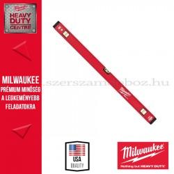 Milwaukee Redstick Backbone Mágneses vízmérték 100 cm