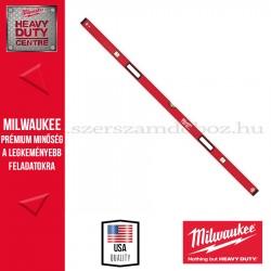 Milwaukee Redstick Backbone Mágneses vízmérték 180 cm