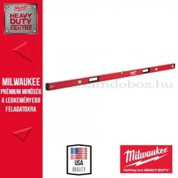 Milwaukee Redstick Backbone Mágneses vízmérték 200 cm