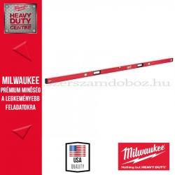 Milwaukee Redstick Backbone Mágneses vízmérték 240 cm
