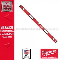 Milwaukee Redstick Backbone Vízmérték 120 cm
