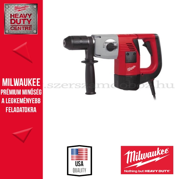 Milwaukee PCE 3/K (SDS-Plus) Fúró-vésőkalapács
