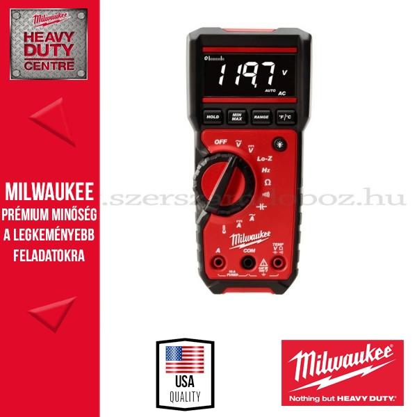 Milwaukee 2217-40 Digitális mérőműszer
