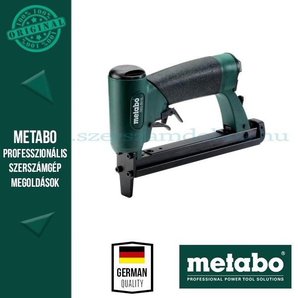 Metabo DKG 80/16 Levegős tűzőgép