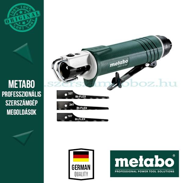 Metabo DKS 10 SET Levegős karosszéria fűrészkészlet