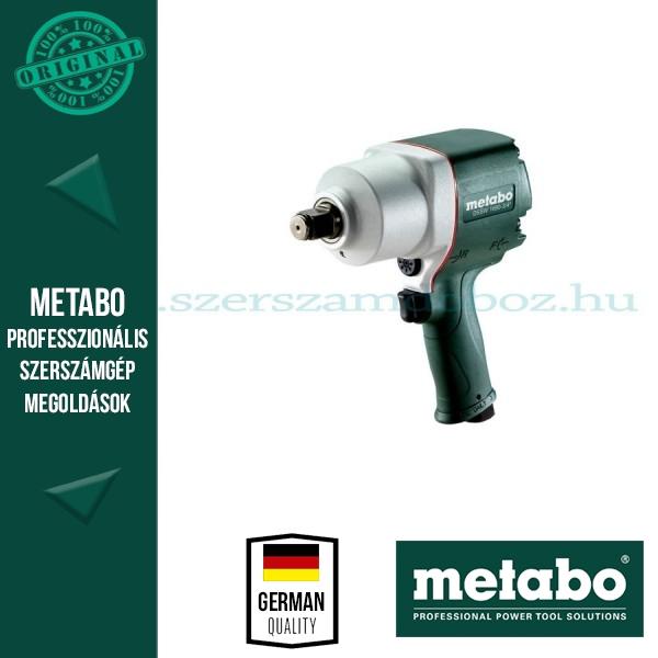 """Metabo DSSW 1690-3/4"""" Levegős ütvecsavarozó"""