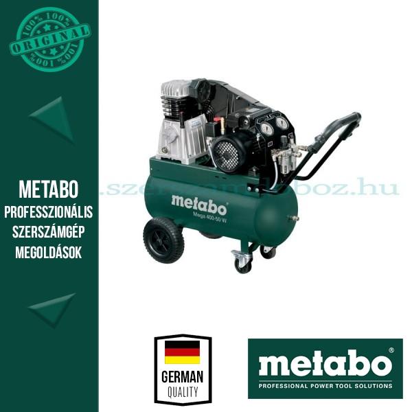 Metabo Mega 390-50 W  Kompresszor 220Volt